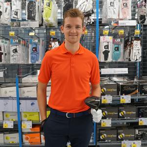 Rik, (Digital) Sportleader Golf, Decathlon Eindhoven